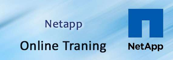 Netapp Training with C Mode Online Classes