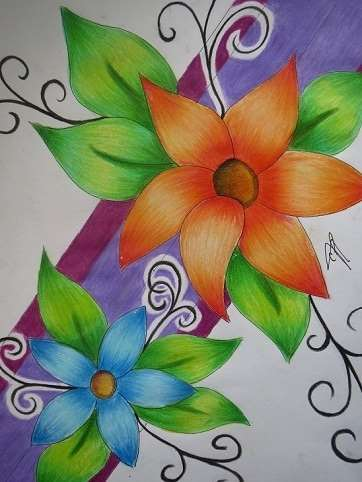 Fill colours in your life !! :)