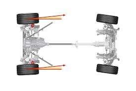 Rear wheel steering