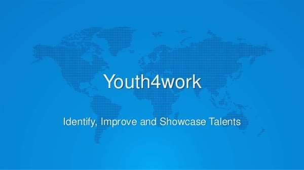 How Youth4work helped me in enriching my talent ans skills