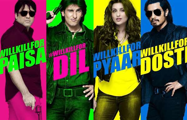 5 Wrongs with Kill Dil - Movie Review