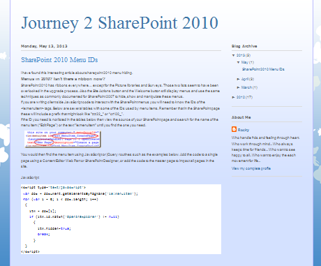 Development and administration of SharePoint 2010