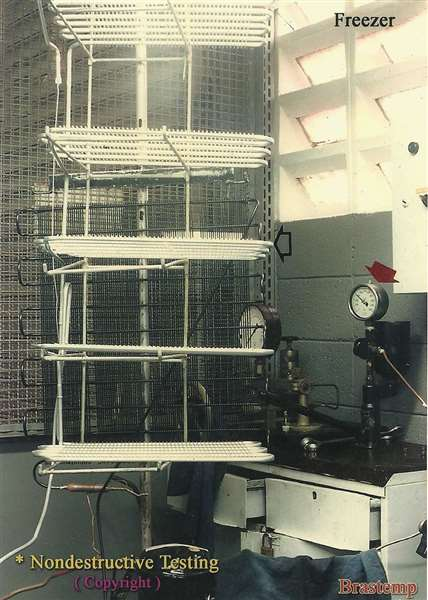 Quality Control - Nondestructive Testing - Innovation