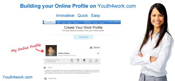 Building your online profile