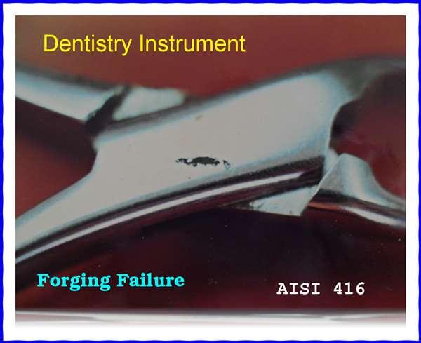 Failure Analysis - Dental Instrument