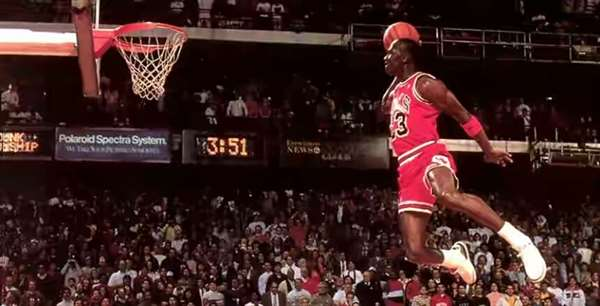 Michael Jordan's Transformation Contributed To His Success