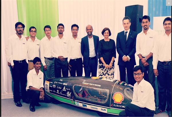 Shell Eco Marathon 2015-Philippines