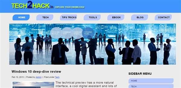 www.Tech2hack.in