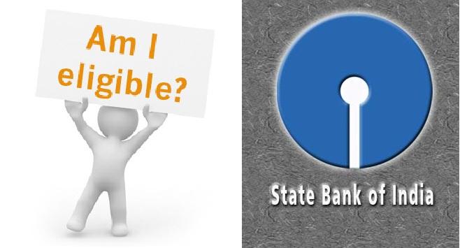 SBI Eligibility Criteria For PO Examination