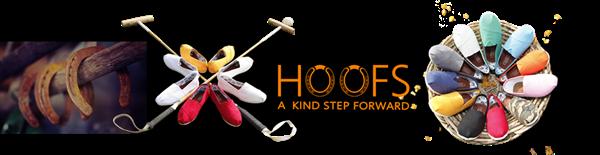 Hoofs Website layout design