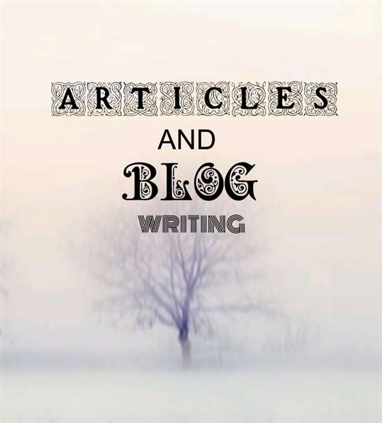 Articles and Blogs Writing