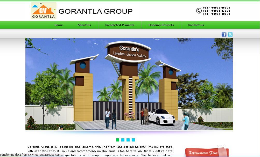 Gorantla Groups