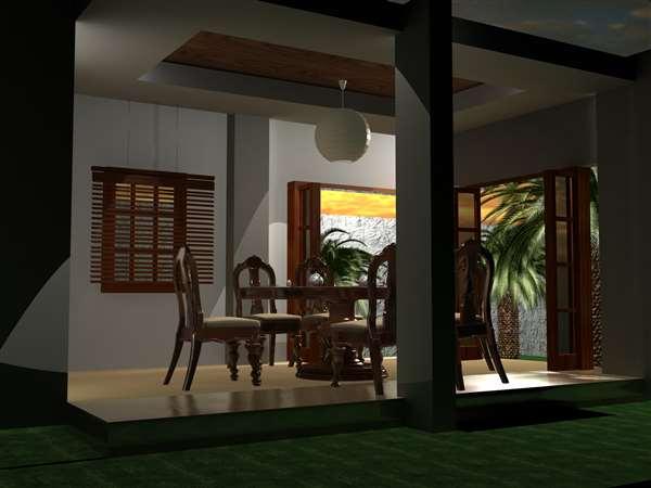 My interior Design Sample