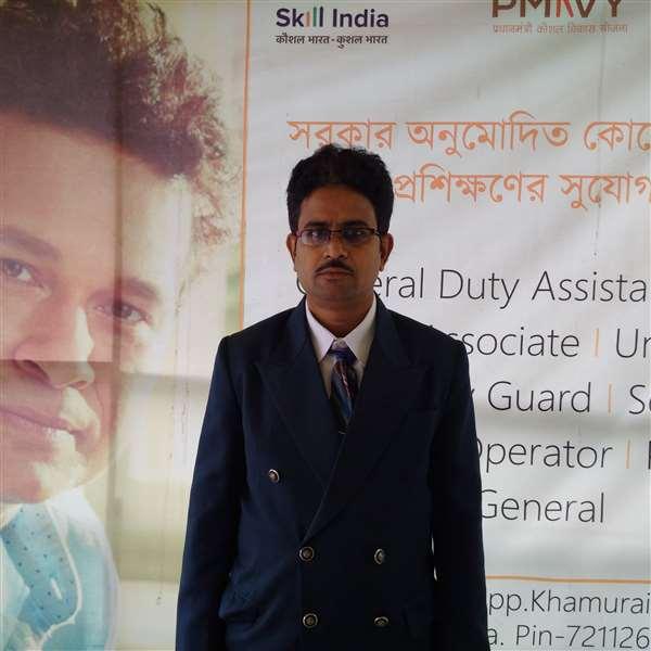 At pmkk center west bengal india