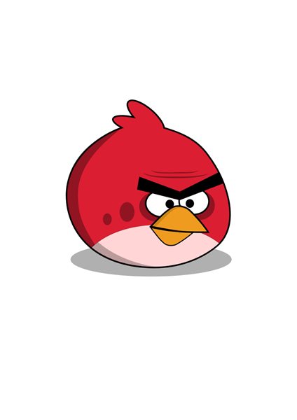 Red- Angry Birds