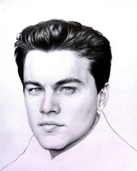 Portrait- Leonardo Dicaprio