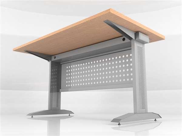 sheet metal furniture