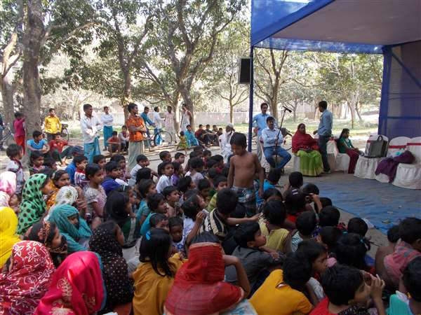 CHILD RELATED AWARENESS PROGRAMME