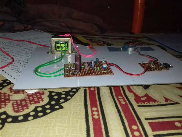 """To make """"IR Detector"""" project in my college"""
