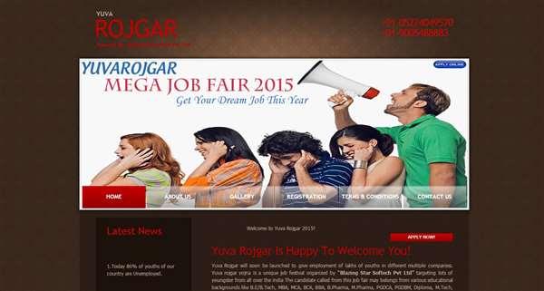 Yuvarojar Website