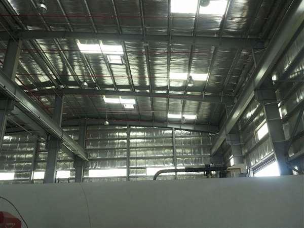 Industrial building in niswa