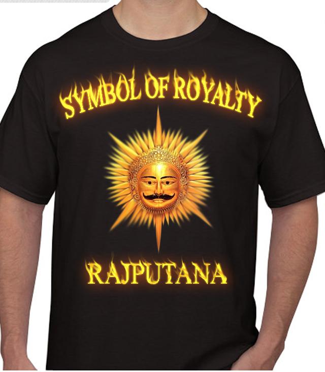 Rajput T-shirts