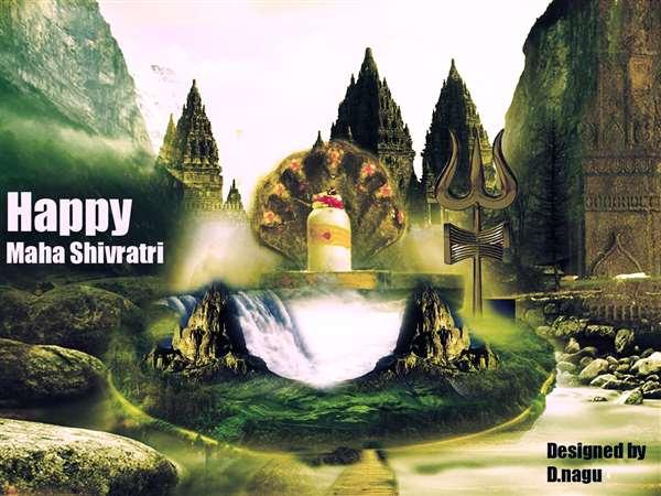 happy Shiva rathri post