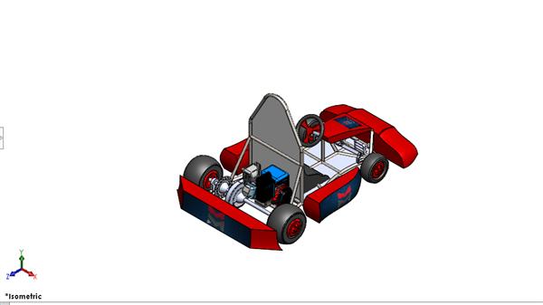 Kart Design Model