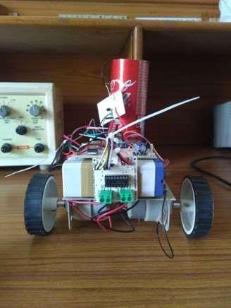 the robot module