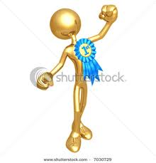 Hurray I Won the Finals