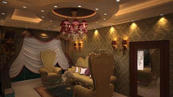 interior 3d modelling