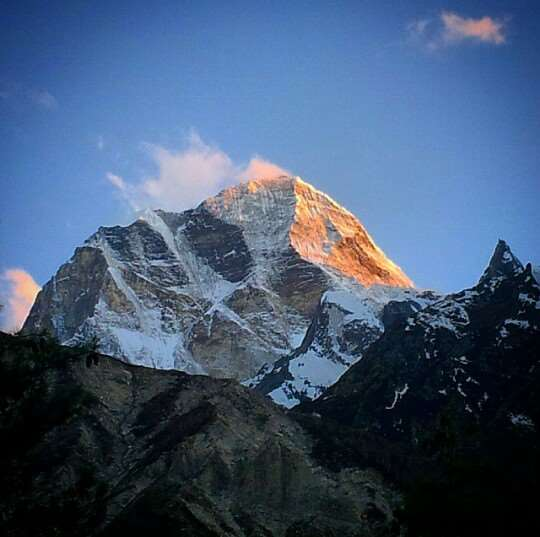 Sudarshan Peak Gangotri National Park