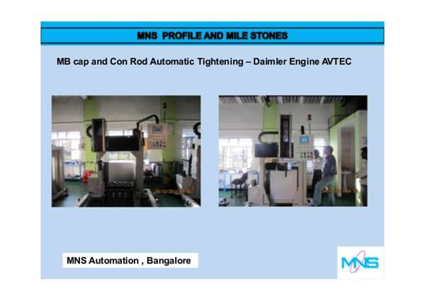 MNS Automation