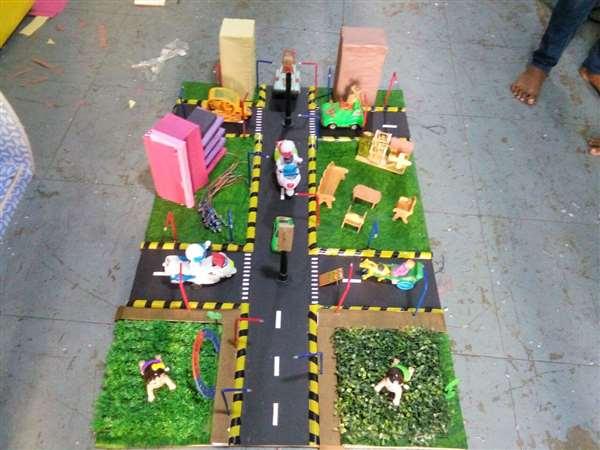 Density based traffic system