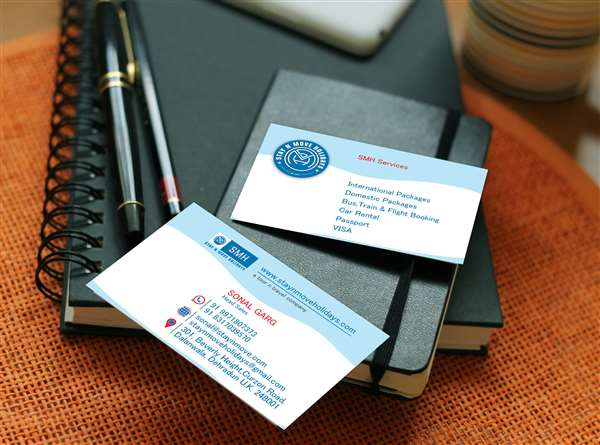 Logo, Business card & Letterhead (Branding)
