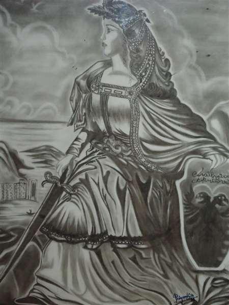 Germany queen