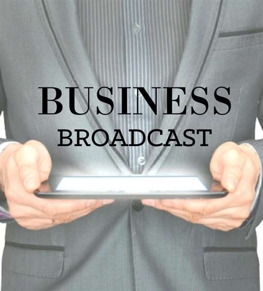 Business and Marketing Broadcast