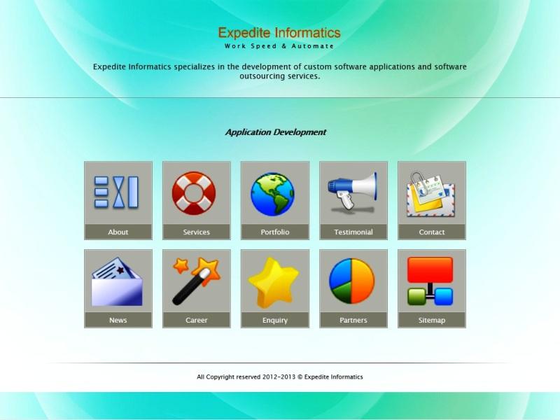 Expedite Informatics Intranet