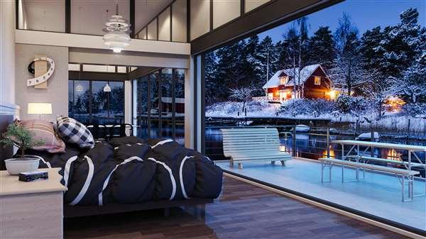 Cabin Lakehouse