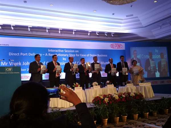 Project report on Direct Port Delivery was launched by Dr. John Joseph, Member Budget, Central Board