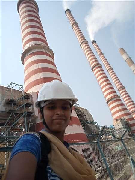 Internship  at NTPC Ramagundam