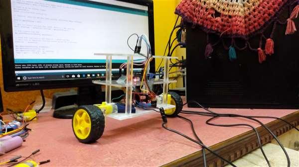 Self Balancing Robot
