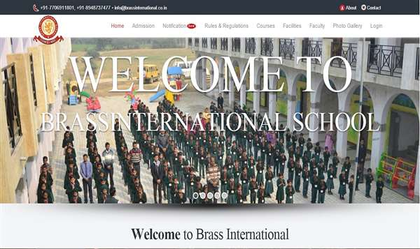 Brassinternational School Erp
