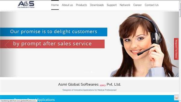 Asmi Global Softwares Pvt. Ltd.
