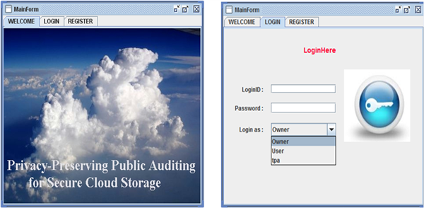 Public Auditing for Secured Cloud Data Storage