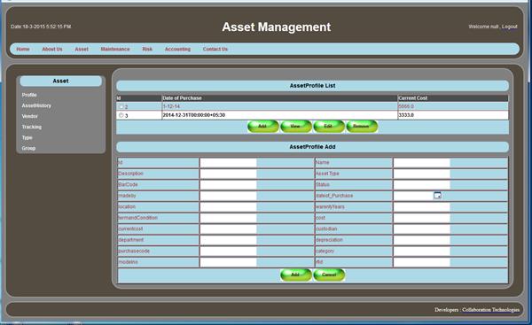 Asset Management Using RFID