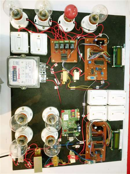 Smart Load Manager & Tariff Controller