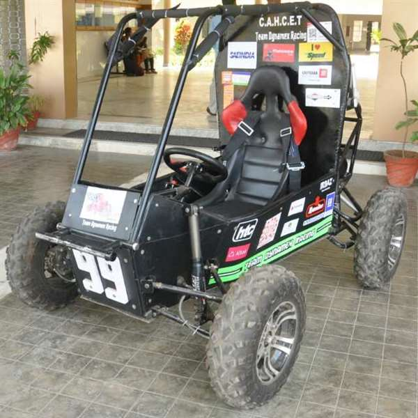 Design,Analysis and Fabrication of an All Terrain Vehicle