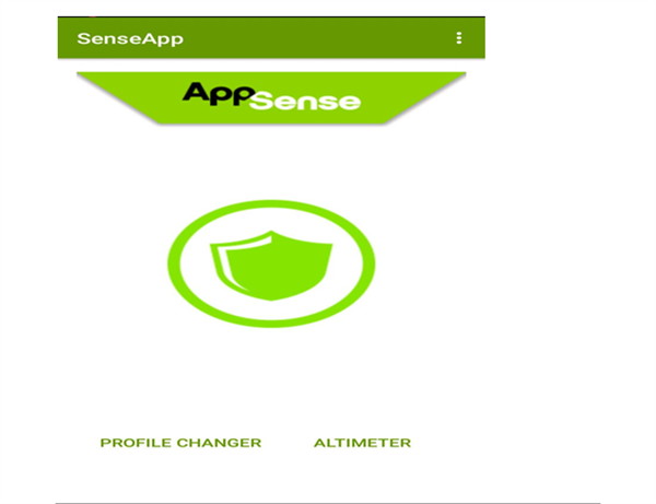 Sense Application