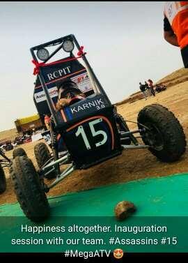 Megha atv championship
